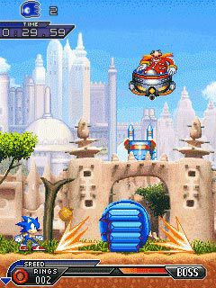 UNLEASHED TOUCH SONIC BAIXAR 240X320
